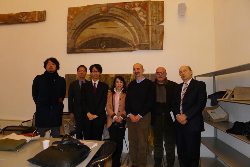 delegazione giapponese