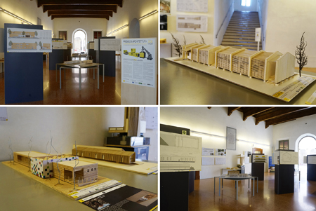 Sustainable temporary architecture architettura for Architettura temporanea