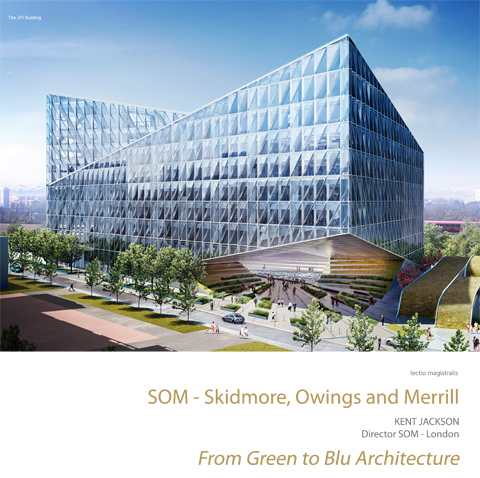 Lectio magistralis SOM Skidmore, Owings and Merrill