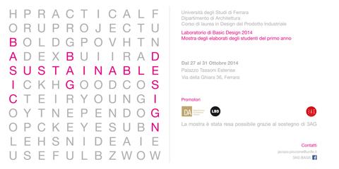 Mostra basic Piccione 2014