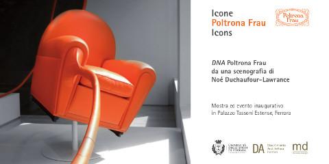 Poltrona Frau Ferrara.Icone Poltrona Frau Laurea Triennale In Design Del